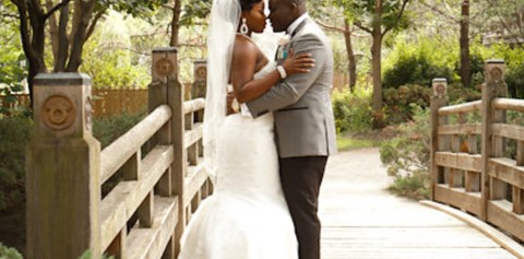 Rebecca and Bismark's Wedding