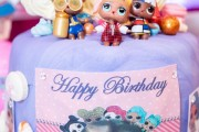L.O.L Surprise Dolls Party
